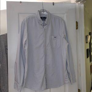 Slim Fit Tucker Oxford Shirt